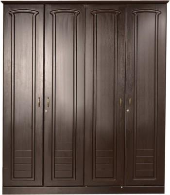 HomeTown Evita Engineered Wood Free Standing Wardrobe