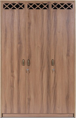 HomeTown Finch Engineered Wood Free Standing Wardrobe