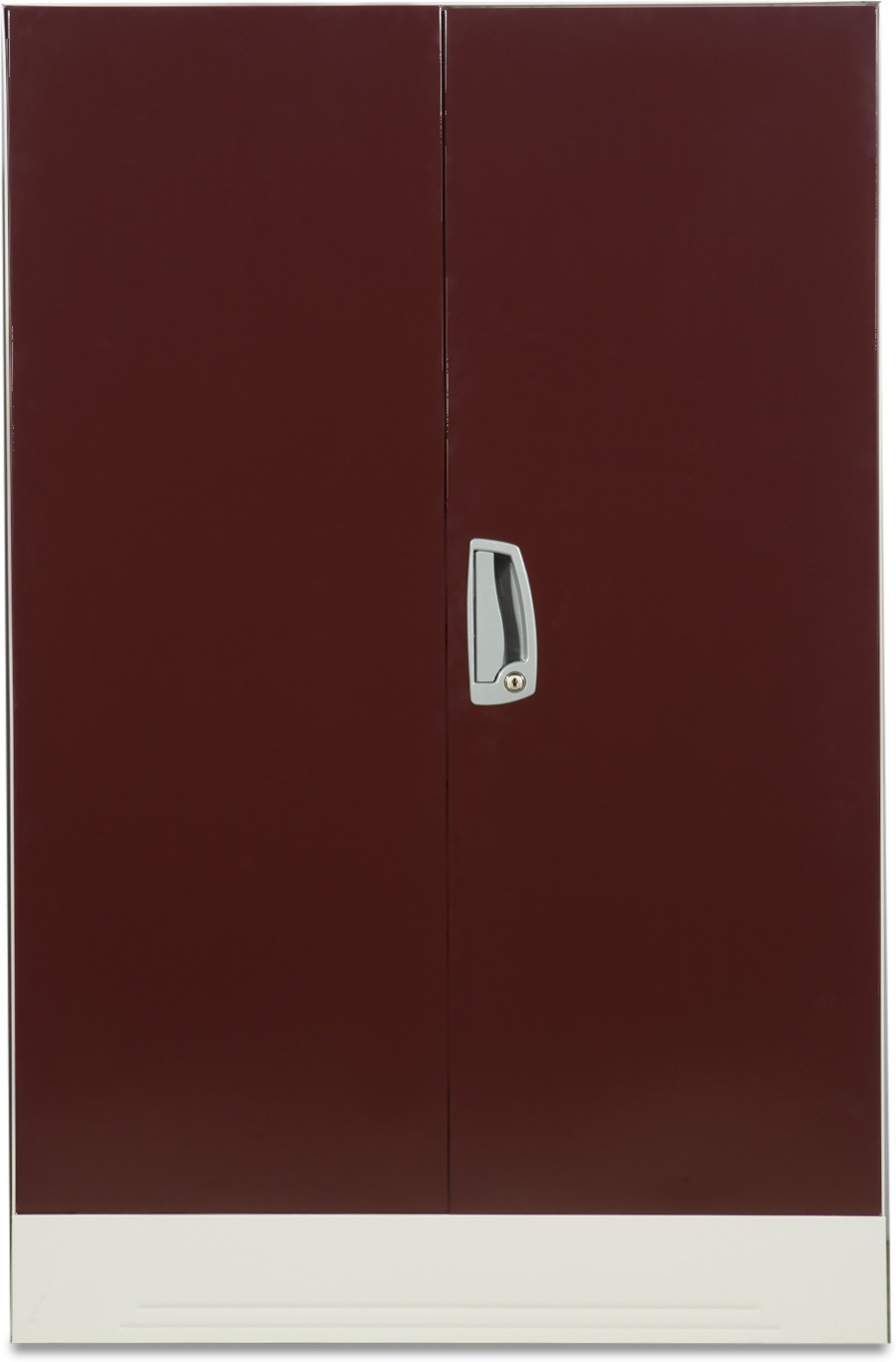 Godrej Interio Slimline Minor 2 S Metal Almirah(Finish Color - Russet)