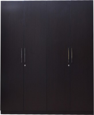 HomeTown Mozart Engineered Wood Free Standing Wardrobe