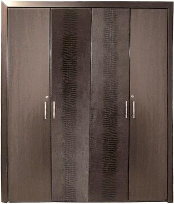 HomeTown Dallas Engineered Wood Free Standing Wardrobe