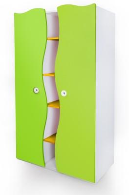Alex Daisy Prism Engineered Wood Free Standing Wardrobe