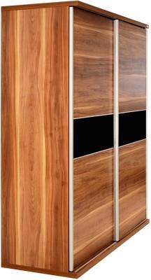 Godrej Interio ARYAN SLIDING DOOR WARDROBE Engineered Wood Free Standing Wardrobe