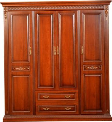 HomeTown Morrison Engineered Wood Free Standing Wardrobe