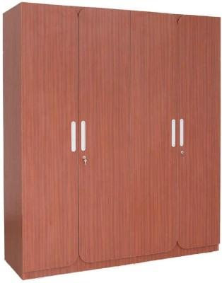 RAWAT SERIES 18 Engineered Wood Modular Wardrobe(Finish Color - SAPHELI, 4 Door )