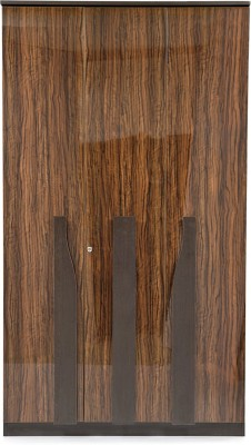 Evok Cosmo Engineered Wood Free Standing Wardrobe