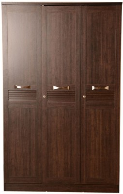 HomeTown Bali Engineered Wood Free Standing Wardrobe