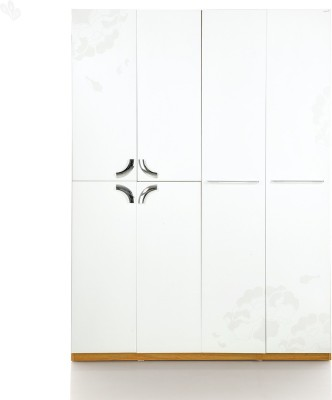 Royal Oak Engineered Wood Free Standing Wardrobe