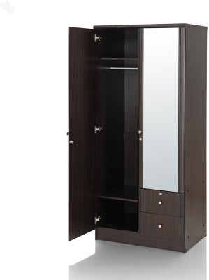 Royal Oak Berlin Engineered Wood Free Standing Wardrobe