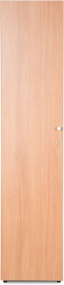 Godrej Interio Engineered Wood Free Standing Wardrobe(Finish Color - Jakarta Teak, 1 Door )