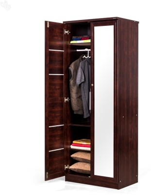 Royal Oak Milan Engineered Wood Free Standing Wardrobe