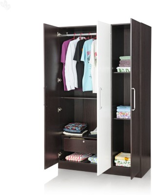 Royal Oak Geneva Engineered Wood Free Standing Wardrobe