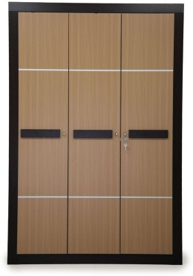 Nilkamal Cedar Engineered Wood Free Standing Wardrobe