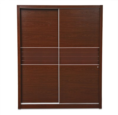HomeTown Edward Engineered Wood Free Standing Wardrobe