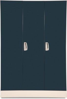 Godrej Interio Slimline 3 WL Metal Almirah(Finish Color - Pacific Blue)