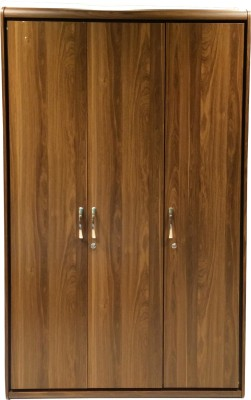 HomeTown Archer Engineered Wood Free Standing Wardrobe