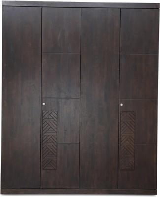 HomeTown Fabian Solid Wood Free Standing Wardrobe