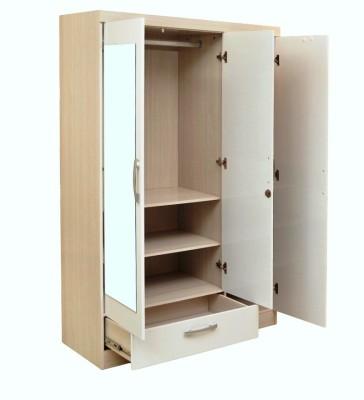 HomeTown Apollo Engineered Wood Free Standing Wardrobe