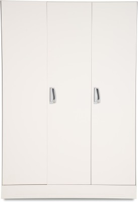 Godrej Interio Slimline 2DW Metal Almirah(Finish Color - Royal Ivory)