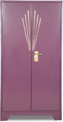 Godrej Interio Centurion Metal Almirah(Finish Color - Purple)