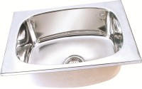 Orange Orange Single Bowl Kitchen Sink 14*16 JNS-131 Orange Single Bowl Kitchen Sink 14*16 Vessel Sink(Silver)