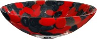 Lucky Puppy Red Awb04 Table Top Basin(Red)