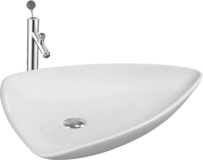 ElegantCasa EC408w Table Top Basin