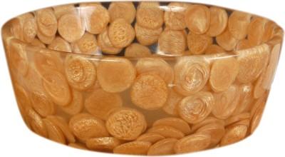 Lucky Gold Slice DZS02 Table Top Basin