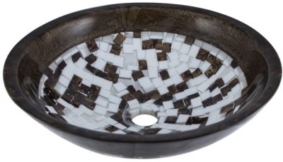 MUDIT Resin M19 Table Top Basin