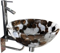 Lucky Brown Beet SPB07 Table Top Basin(Brown Beet)