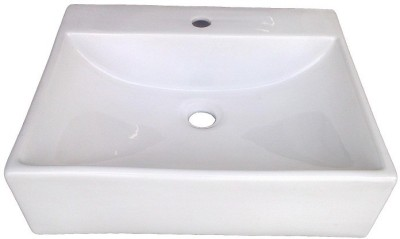 BM BELMONTE Casanova 18X15 Table Top Basin(White)