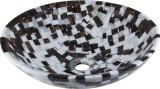 MonTero CUBE1 Table Top Basin (White, Br...