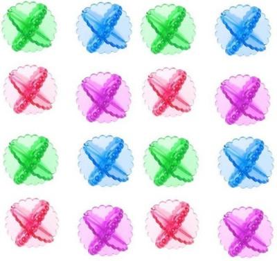 Trisha Set of 16 Laundry Balls Washing Bar(NA)