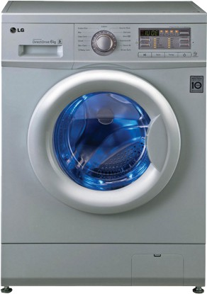 LG F10B8NDL25 6KG Fully Automatic Front Load Washing Machine