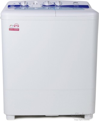 Godrej GWS 6203 6.2 Kg Semi-Automatic Washing Machine