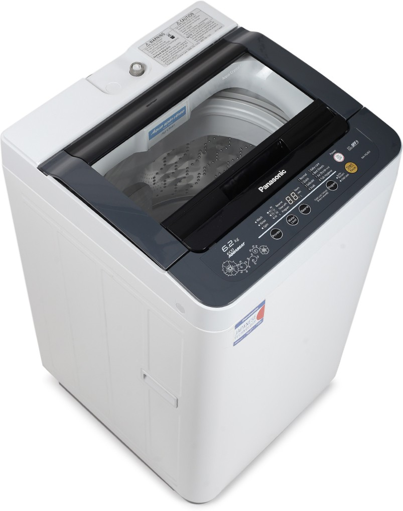 Deals - Raipur - Just Rs.14,490 <br> Panasonic 6.2 kg Washing Machine<br> Category - home_kitchen<br> Business - Flipkart.com