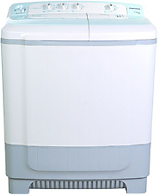 SAMSUNG WF650B0BCWQ 7KG Semi Automatic Top Load Washing Machine