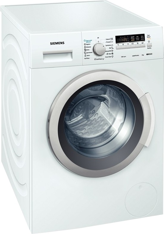 SIEMENS WM12P260IN 8KG Fully Automatic Front Load Washing Machine
