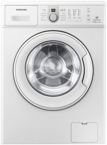 SAMSUNG WF652U2BHWQ 6.5KG Fully Automatic Front Load Washing Machine
