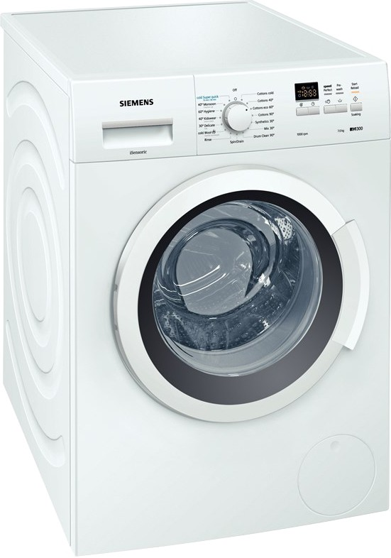SIEMENS WM10K160IN 7KG Fully Automatic Front Load Washing Machine