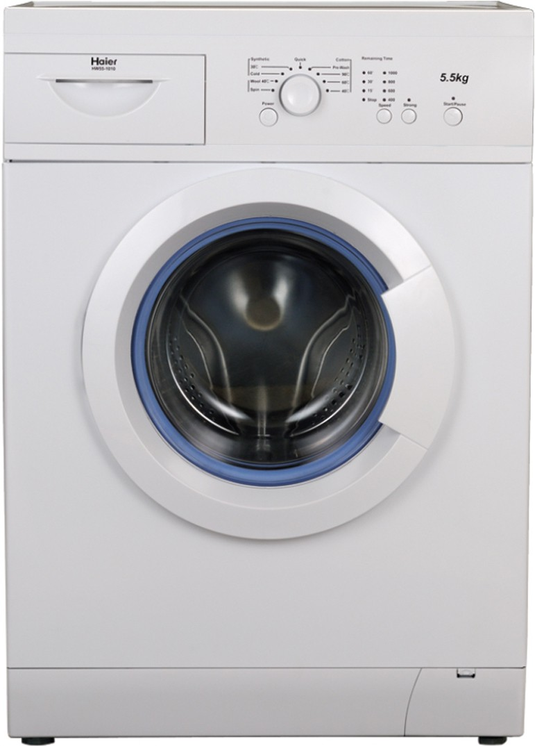 HAIER HW55-1010ME 5.5KG Fully Automatic Front Load Washing Machine