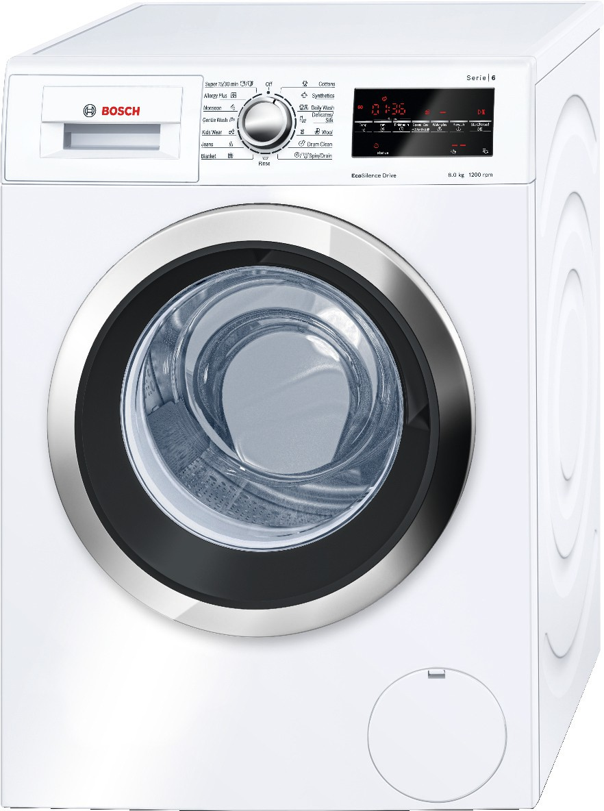 BOSCH WAT24460IN 8KG Fully Automatic Front Load Washing Machine
