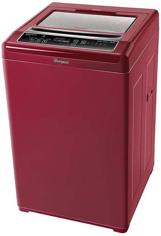 Whirlpool 6.5 kg Fully Automatic Top Load Washing Machine(WHITEMAGIC PREMIER...