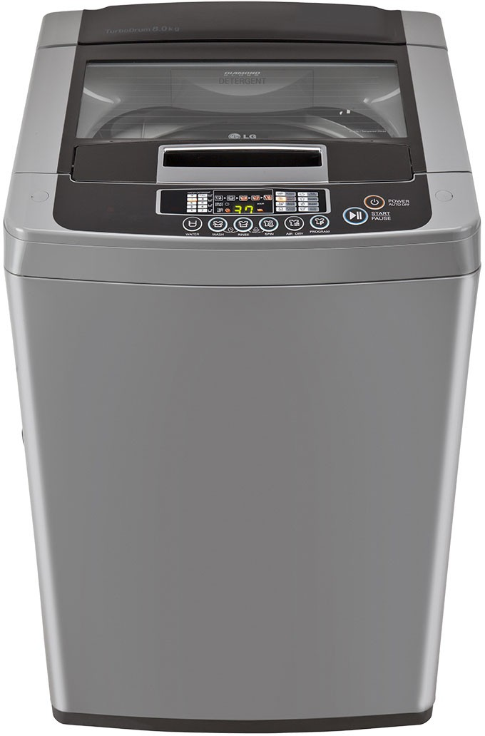 LG T7567TEELH 6.5KG Fully Automatic Top Load Washing Machine