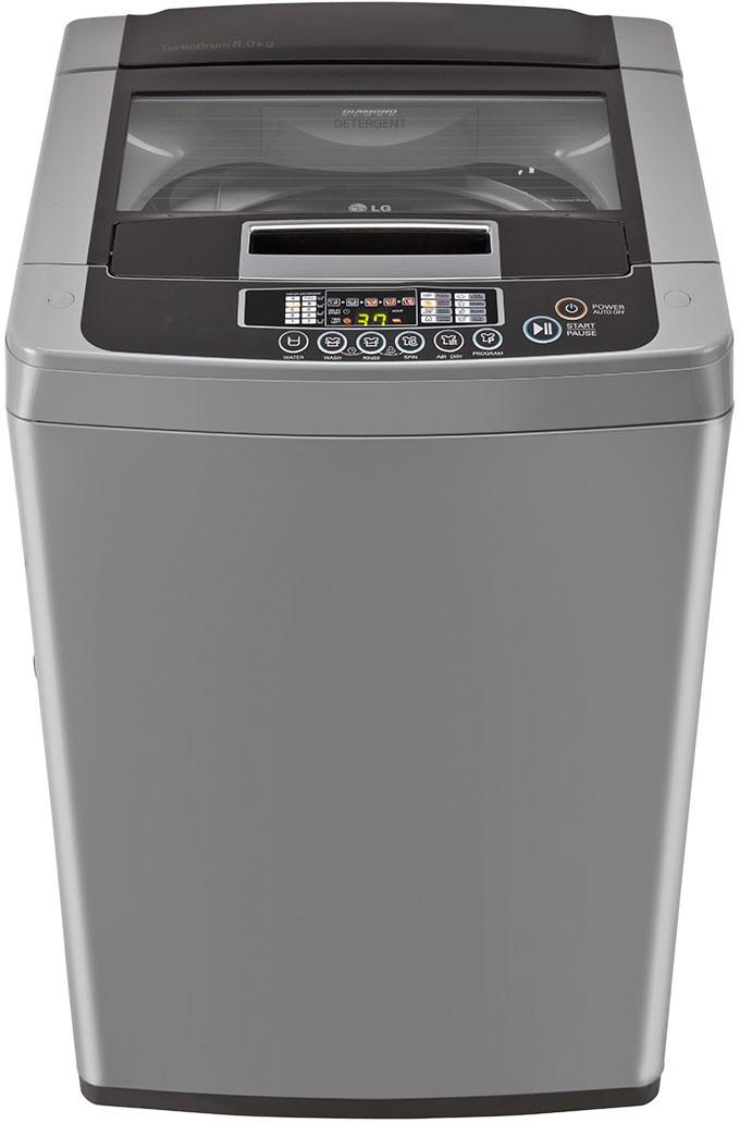 LG T7567TEELH 6.5KG Fully Automatic Top Load Washing Machine