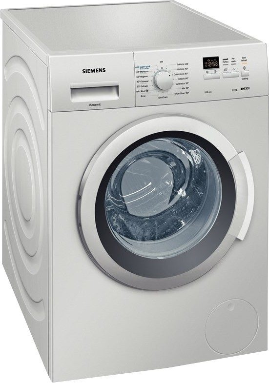 SIEMENS WM12K168IN 7KG Fully Automatic Front Load Washing Machine