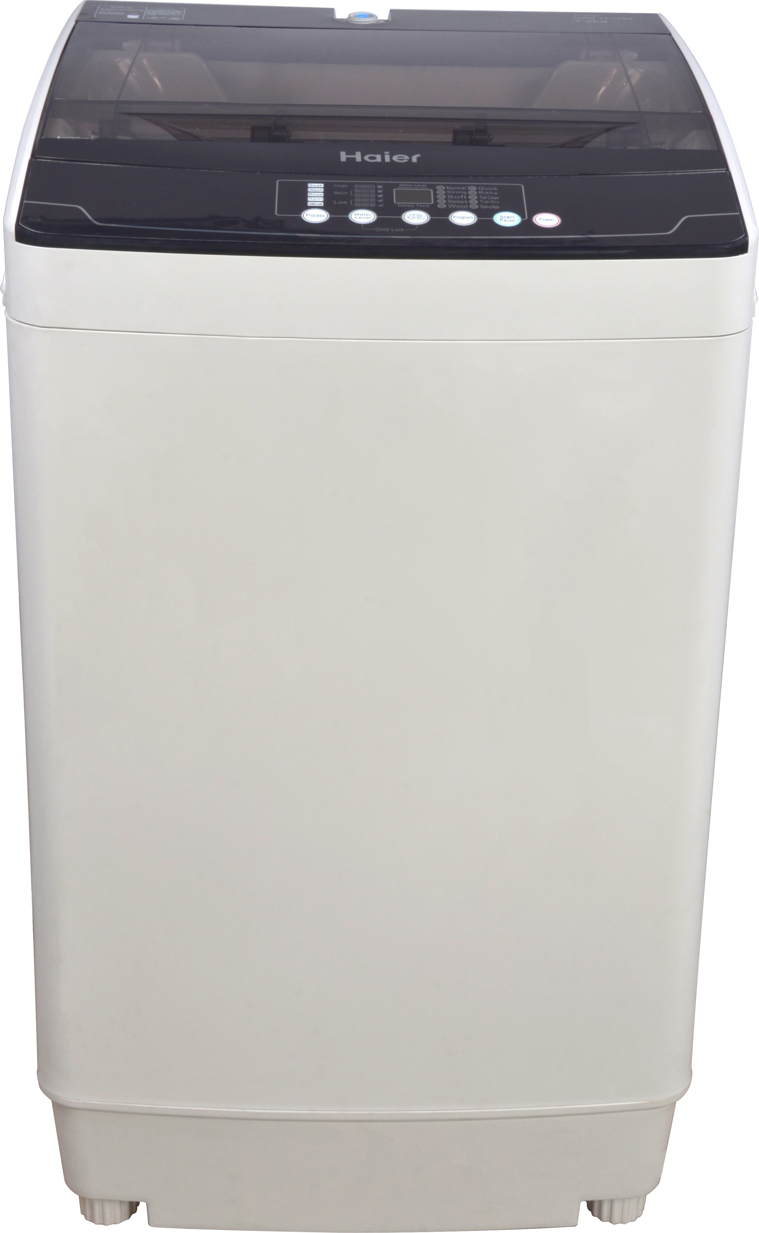 View Haier 7.2 kg Fully Automatic Washing Machine  Price Online