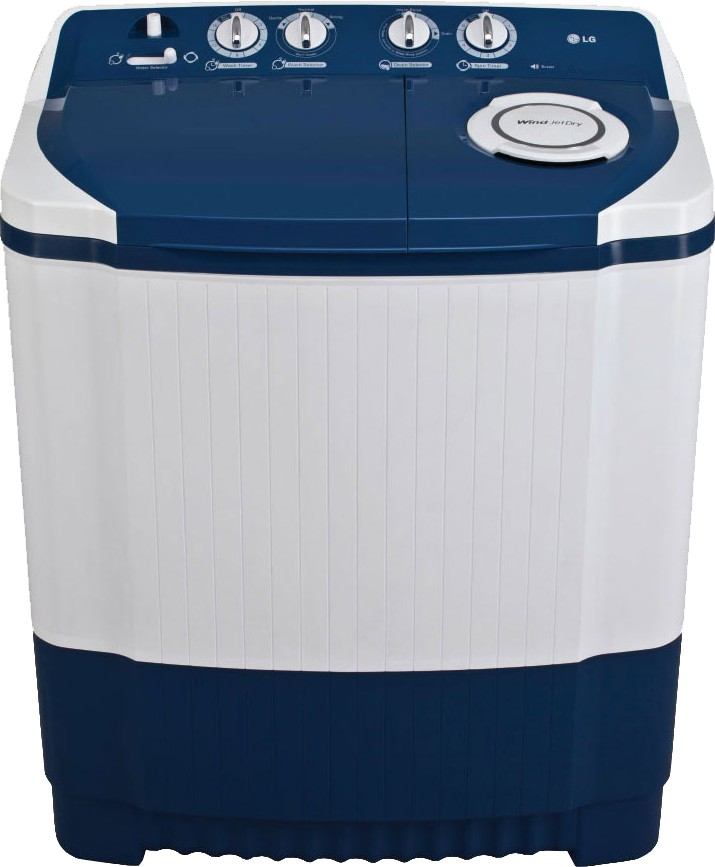 LG P8540R3F 7.5KG Semi Automatic Top Load Washing Machine