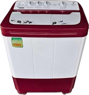 VIDEOCON NIWA VS72J11 7.2KG Semi Automatic Top Load Washing Machine
