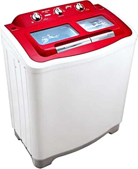 Godrej GWS 6502 Kg 6.5KG Semi Automatic Top Load Washing Machine